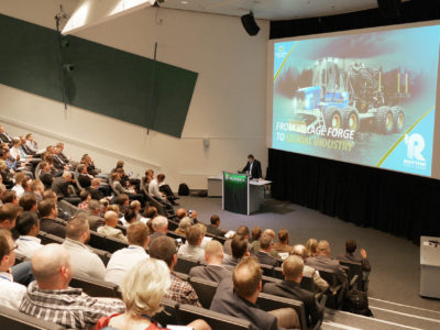 Almost 200 People Participated In The Annual Mevea Seminar