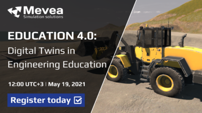 Virtual Event: Digital Twins in Engineering Education