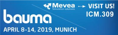 Experience Mevea Digital Twins in action at Bauma 2019