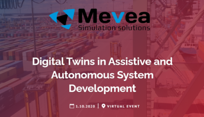 Save the Date: Virtual Mevea Seminar – October 1, 2020