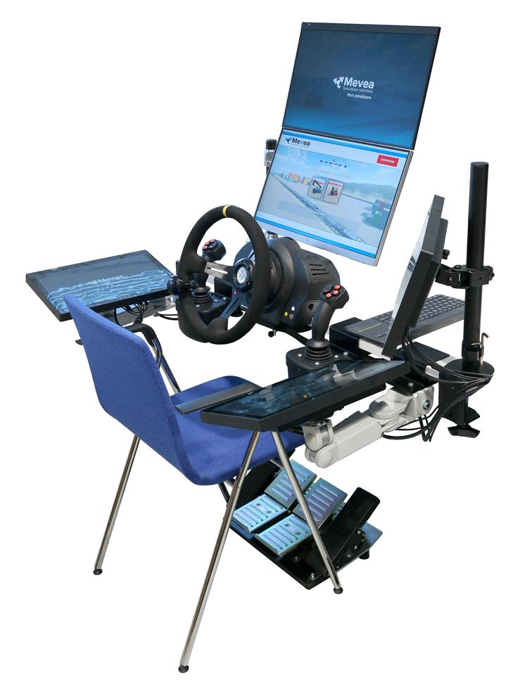 Mevea's Portable Remote Training Simulator