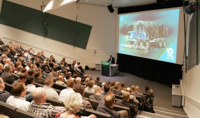 Almost 200 people participated in the annual Mevea Seminar