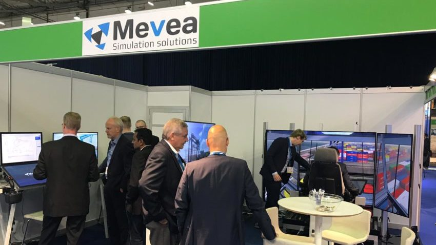 Mevea at TOC Europe 2019