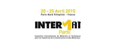 Intermat Paris, 20-25 April 2015